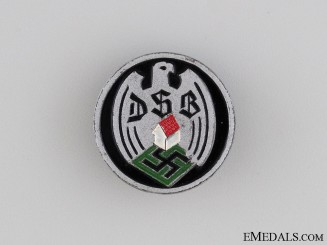 DSB German Homeowner's Membership Badge
