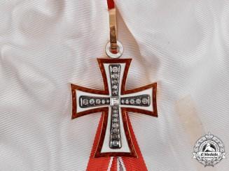 Denmark, Kingdom. An Exquisite Order of Dannebrog, First Class Grand Cross, c. 1848