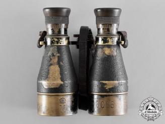 Germany, Imperial. A Set of Kaiserliche Marine Binoculars, by Emil Busch