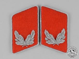 Germany, Wehrmacht. A Pair of Sonderfuhrer Flak Collar Tabs
