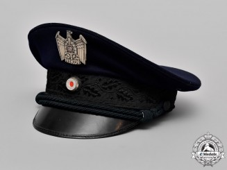 Germany. A NSKOV Veteran's Organization Leader's Cap