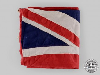 Canada, Commonwealth. A Royal Canadian Navy (RCN) Flag, c.1940