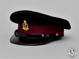Canada. A Royal Canadian Army Medical Corps Forage Cap, c.1944