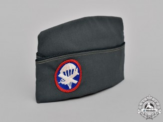 "United States. An ""Airborne"" Paratrooper's Side Cap (AKA Garrison Cap)"