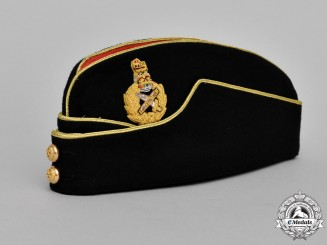 Great Britain. An Army Field Marshal's Side Cap