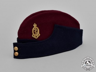 Great Britain. A Royal Army Medical Corps Side Cap