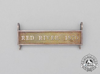 A Red River 1870 Clasp for the Canada General Service Medal