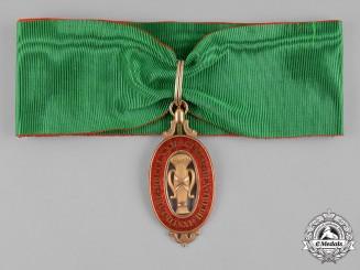 Sweden, Kingdom. An Order of Vasa in Gold, I Class Commander, c.1815