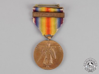 United States. A World War I Victory Medal, West Indies