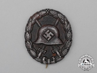 A Second War German Condor Legion Bronze Grade Wound Badge