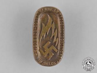 Germany, Third Reich. A First German Summer Solstice in Salzburg Badge