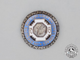A Third Reich Period Reichs-Midwife's Association Membership Badge