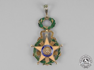 Paraguay, Republic. A National Order of Merit, Grand Cross, c.1960