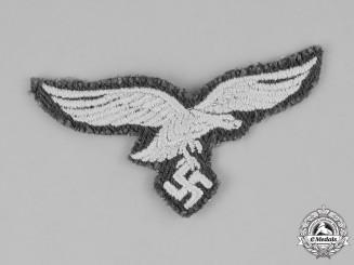 Germany, Luftwaffe. An EM/NCO's Drill Uniform Breast Eagle