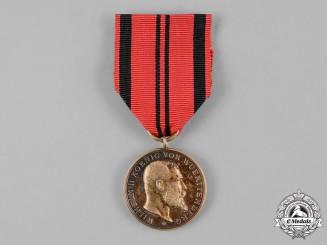 Württemberg, Kingdom. A Merit Medal, Gold Grade