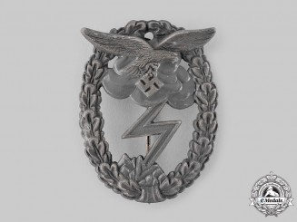 Germany, Luftwaffe. A Late-War Ground Assault Badge