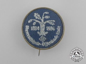 A 1934 100-Year Anniversary of the Oberrealschule Offenbach am Main