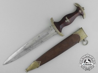 A Ground Rohm SA Dagger by F. Dick