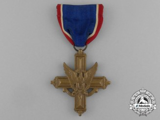 A Second War Period Army Distinguished Service Cross