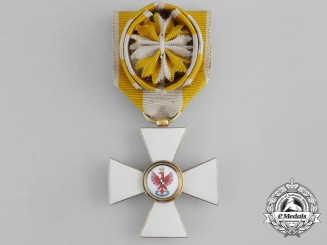 An Early French Made Prussian Order of the Red Eagle 3rd Class