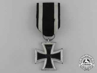 A Fine Prizen Size Iron Cross 2nd Class 1914