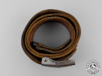 An Waffen-SS Enlisted Man's Belt with Buckle