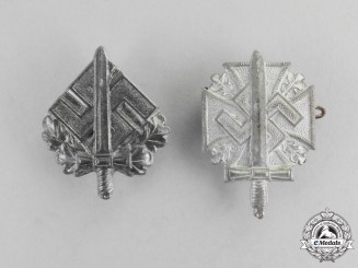 Two NSKOV Disabled War Veterans Pins