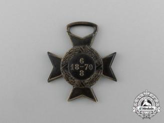 An 1870 Paraguay Cross