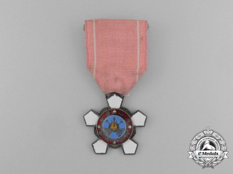 Korea, Empire. An Order of Military Merit, Fourth Class