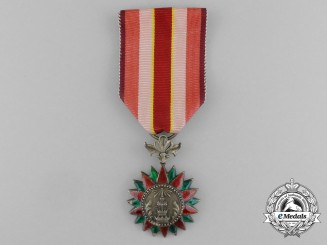 A Thai Noble Order of the Crown; Breast Badge