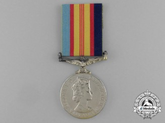 A Vietnam Medal to Australian Trooper Billinghurst