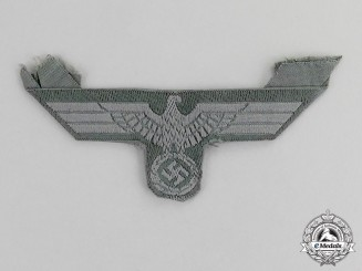 Germany. A Mint Second War Period Wehrmacht Heer (Army) Field Cap Eagle