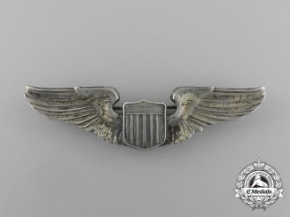 A Second War American Air Force Sterling Pilot Wing