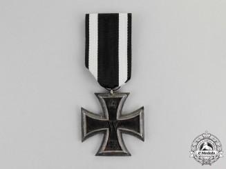 A First War Iron Cross 2nd Class 1914; Marked