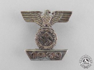 A Clasp of the Iron Cross 1939 Second Class; 2nd Type