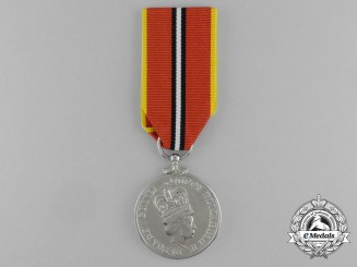 A 1975 Papua New Guinea Independence Medal