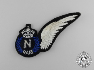 A Second War Royal Australian Air Force Navigator Wing