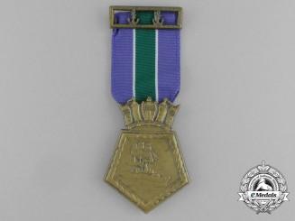 Brazil, Republic. A Mariner's Medal