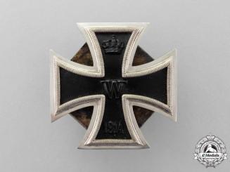 A Fine Iron Cross 1914 First; Screwback Version