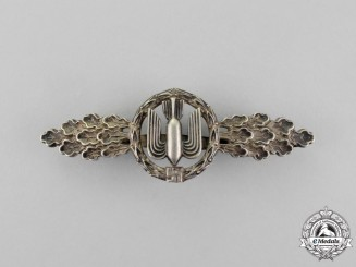 An Early Luftwaffe Squadron Clasp for Bomber Pilots by G.H. Osang