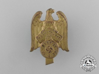 A 1935 HJ Bann 31 Championships Badge