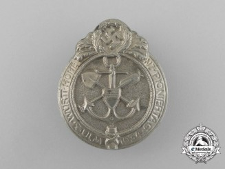 A 1934 National Socialist Day of Pioneers Badge
