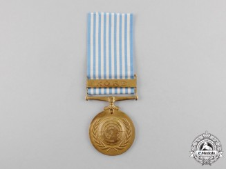 Turkey. A United Nations Korea Medal