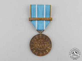 Belgium. A United Nations Korea Medal