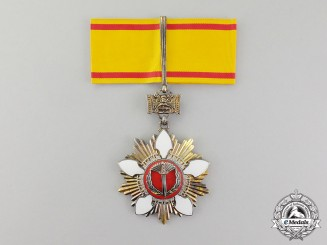 Korea. An Order of National Security Merit (Hanja), 3rd Class (Cheon-Su Medal), 1967-1973
