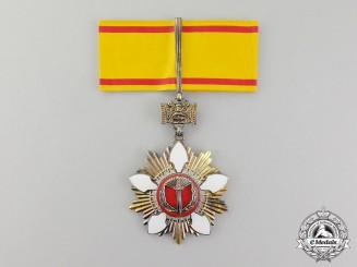 Korea. An Order of National Security Merit (Hanja), 3rd Class (Cheon-Su Medal), 1967-1973