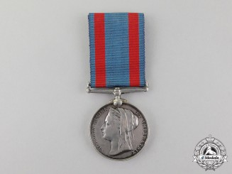 Great Britain. A North West Canada Medal 1885, to Trooper Donald MacDonald, Alberta Mounted Rifles