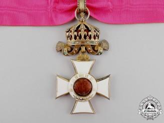 Bulgaria, Kingdom. An Order of St. Alexander; 3rd Class Commander's Cross, c.1915