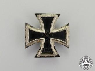 Germany. An Iron Cross 1939 First Class by Rudolf Wächtler & Lange of Mittweida