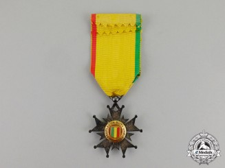 Mali. A National Order, Knight by Arthus Bertrand of Paris